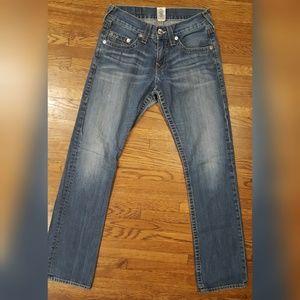 True Religion Jeans - True Religion Straight Leg Jeans 29